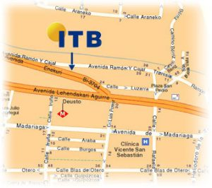 localizacion ITB informática